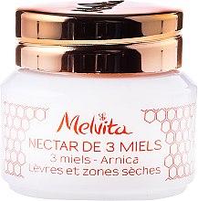 Profumi e cosmetici Balsamo viso rigenerante - Melvita Apicosma Nectar De 3 Miles
