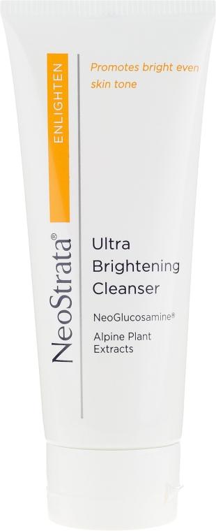 Crema per la delicata pulizia del viso - Neostrata Enlighten Ultra Brightening Cleanser — foto N2