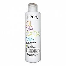 Profumi e cosmetici Shampoo all'olio di macadamia - H.Zone Oil Macadamia