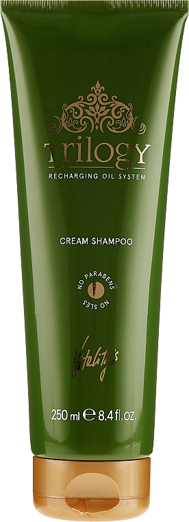 Shampoo nutriente - Vitality's Trilogy Cream Shampoo