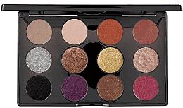 Profumi e cosmetici Palette ombretti - Pur Defense Anti-Pollution Eyeshadow Palette