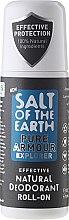 Profumi e cosmetici Deodorante roll-on - Salt of the Earth Pure Armour Explore Roll-On Deo
