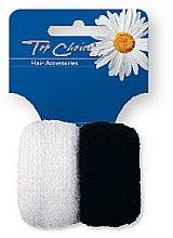 Elastici per capelli, 2 pz, 66870 - Top Choice — foto N1