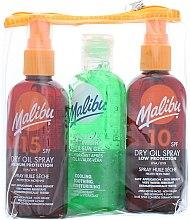 Profumi e cosmetici Set - Malibu (b/oil/100ml + b/oil/100ml + b/gel/100ml)