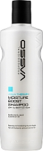 Profumi e cosmetici Shampoo idratante - Vasso Aqua Therapy Moisture Boost Shampoo