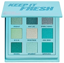 Profumi e cosmetici Palette ombretti - Makeup Obsession Keep It Fresh Shadow Palette