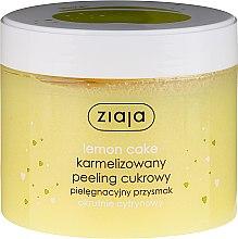 """Profumi e cosmetici Peeling allo zucchero """"Cupcake al limone"""" - Ziaja Sugar Body Peeling"""