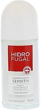 Profumi e cosmetici Antitraspirante roll on per pelli sensibili - Hidrofugal Sensitiv Roll-on