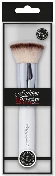 Pennello per fondotinta, 37191 - Top Choice Fashion Design White Line