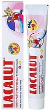 "Profumi e cosmetici Dentifricio per bambini ""Baby"" - Lacalut Baby Toothpaste"