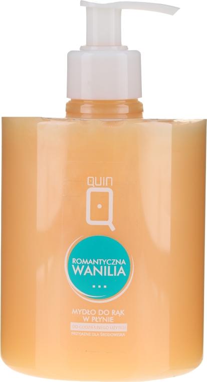 """Sapone liquido per mani """"Romantic Vanilla"""" - Silcare Quin Romantic Vanilla Liquid Hand Soap — foto N1"""