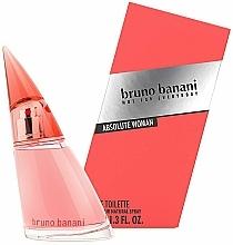 Profumi e cosmetici Bruno Banani Absolute Woman - Eau de toilette