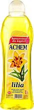 """Profumi e cosmetici Concentrato liquido da bagno """"Giglio"""" - Achem Concentrated Bubble Bath Lily"""
