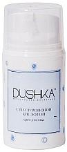 Profumi e cosmetici Crema viso con acido ialuronico - Dushka