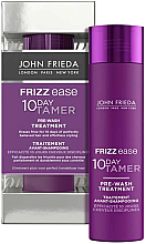 Profumi e cosmetici Trattamento pre-lavaggio capelli - John Frieda Frizz Ease 10 Day Tamer Pre-Wash Treatment