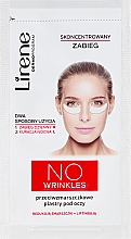 Profumi e cosmetici Patch anti-occhiae - Lirene Dermo Program No Wrinkles