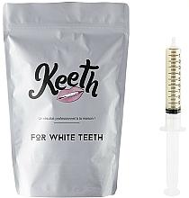 "Profumi e cosmetici Kit per lo sbiancamento dei denti ""Limone"" - Keeth Lemon Refill Pack"