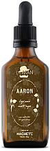 Profumi e cosmetici Lozione per capelli antietà - BioMan Aaron Anti Age Lotion