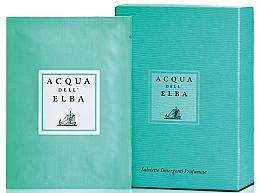 Profumi e cosmetici Acqua dell Elba Classica Men - Salviettine detergenti