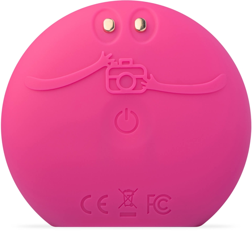 Spazzola detergente viso - Foreo Luna Fofo Smart Facial Cleansing Brush Fuchsia