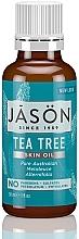 Profumi e cosmetici Olio di melaleuca - Jason Natural Cosmetics Organic Oil Purifying Tea Tree