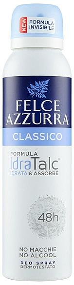 Deodorante antitraspirante - Felce Azzurra Deo Deo Spray Classic