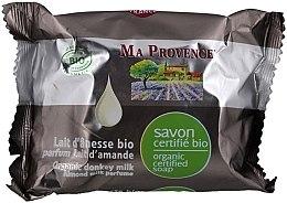 Profumi e cosmetici Sapone bio-organico con latte d'asina e aroma di mandorle - Ma Provence Organic Soap