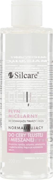 Liquido micellare normalizzazante - Silcare Quin Face