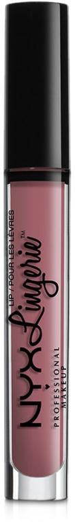 Rossetto liquido opaco - NYX Professional Makeup Lip Lingerie Liquid Lipstick