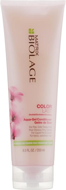Balsamo-gel per capelli - Biolage Colorlast Aqua Gel Conditioner — foto N1