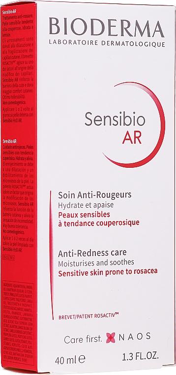 Crema viso pelle arrossata - Bioderma Sensibio AR Anti-Redness Cream