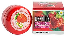 "Profumi e cosmetici Vaselina per labbra ""Fragola"" - Kosmed Flavored Jelly Strawberry"