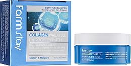 Profumi e cosmetici Patch occhi con collagene - FarmStay Water Full Hydrogel Eye Patch