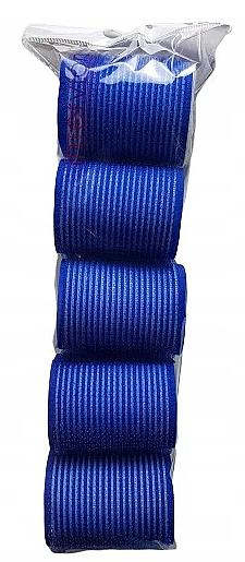 Bigodini in velcro 498788, 48 mm, blu - Inter-Vion