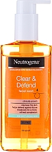 Profumi e cosmetici Gel detergente - Neutrogena Visibly Clear Spot Proofing Daily Wash