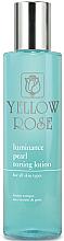 Profumi e cosmetici Lozione tonificante con estratto di perla - Yellow Rose Luminance Pearl Toning Lotion
