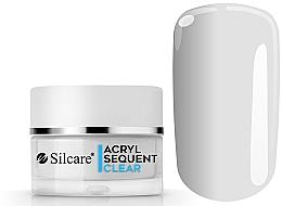 Profumi e cosmetici Acrilico per unghie, 72 g. - Silcare Sequent LUX