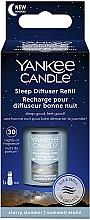 Diffusore di aromi per il sonno, unità di ricambio - Yankee Candle Sleep Diffuser Starry Night Refill Starry Slumber — foto N3