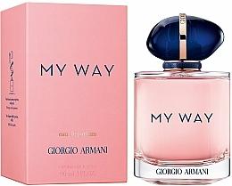 Giorgio Armani My Way - Eau de Parfum — foto N4