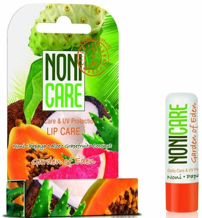 Balsamo labbra con filtro UV - Nonicare Garden Of Eden Lip Care — foto N1