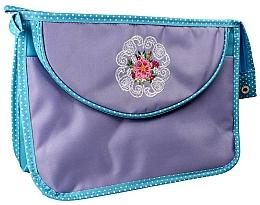 "Profumi e cosmetici Beauty case ""Mandala"", 98178, viola-blu - Top Choice"