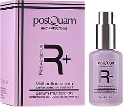 Profumi e cosmetici Siero viso - Postquam Resveraplus Age Control Serum
