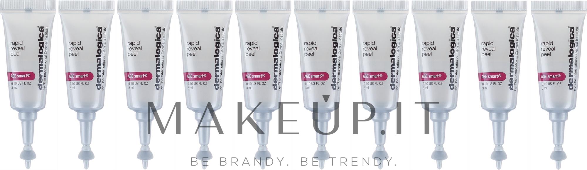 Peeling viso - Dermalogica Rapid Reveal Peel — foto 10 x 3 ml