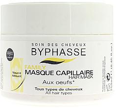Profumi e cosmetici Maschera con tuorlo d'uovo, per tutti i tipi di capelli - Byphasse Family Multivitamin Complexe Mask