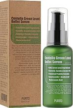 Profumi e cosmetici Siero con centella - Purito Centella Green Level Buffet Serum