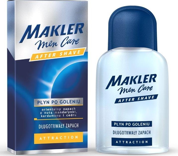 Lozione dopobarba - Makler Attraction After Shave