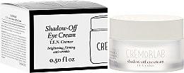 Profumi e cosmetici Crema contorno occhi - Cremorlab T.E.N. Cremor Shadow-Off Eye Cream