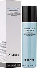 Profumi e cosmetici Spray per il viso, effetto nebbia - Chanel Hydra Beauty Essence Mist