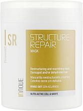 Maschera rigenerante per struttura capillare - Kosswell Professional Innove Structure Repair Mask — foto N1