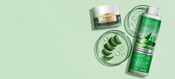 Sconto sui cosmetici per la cura del viso Eveline Cosmetics. I prezzi sul nostro sito comprendono gli sconti